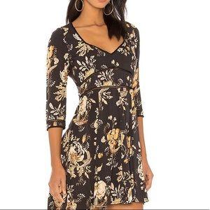 Spell Rosa 90s Dress
